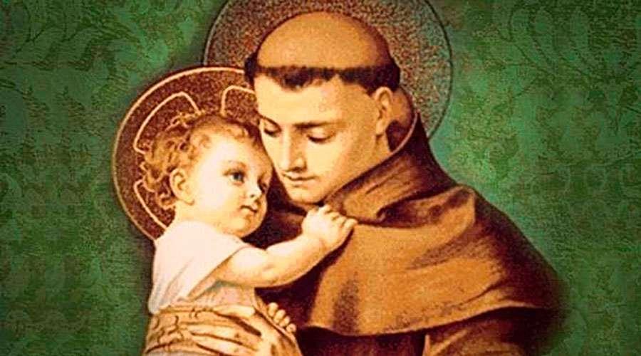 Oración a San Antonio de Padua de Cabeza